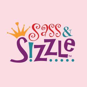 Sass & Sizzle logo