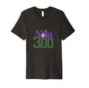 Sass & Sizzle Nola 300 t