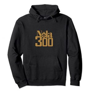 Sass & Sizzle Nola 300 hoodie